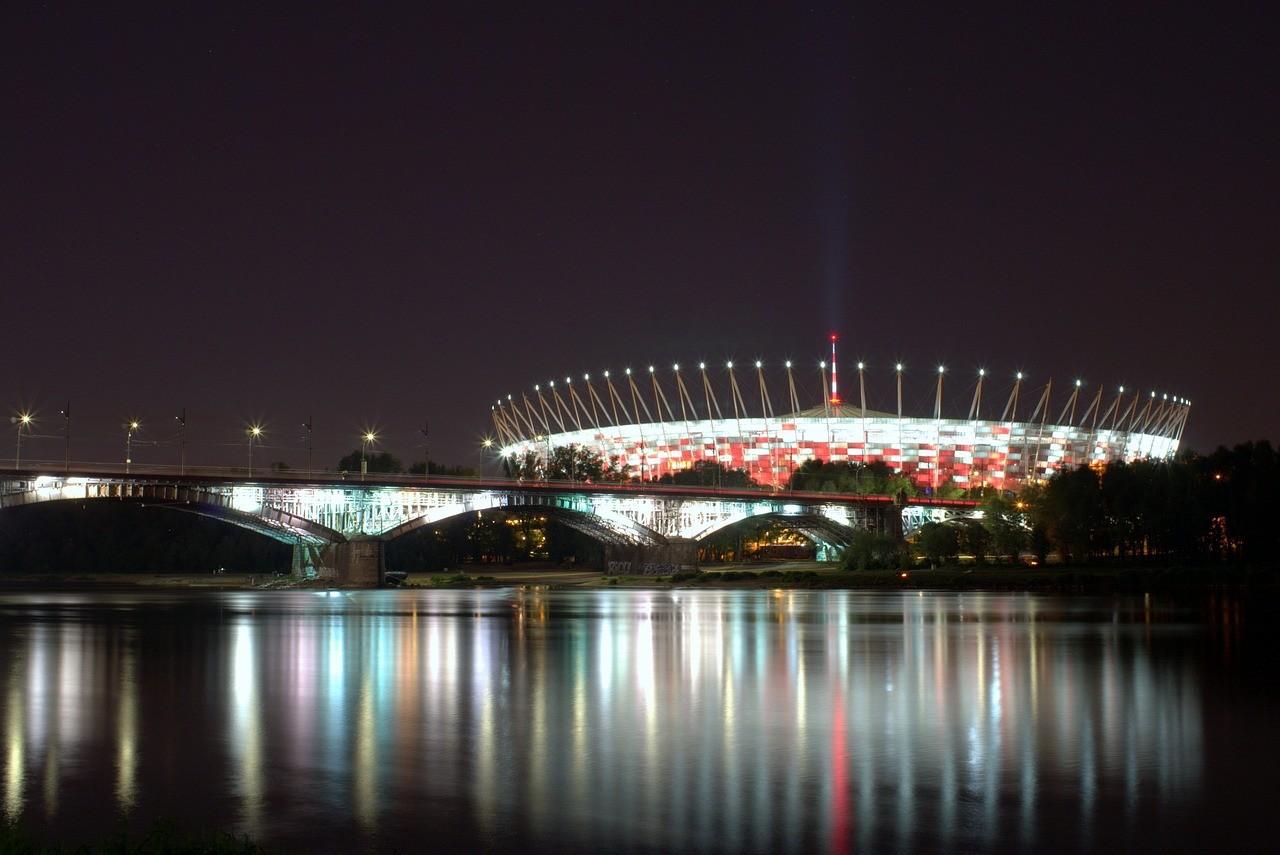 Noclegi blisko Stadionu Narodowego w Warszawie 2020