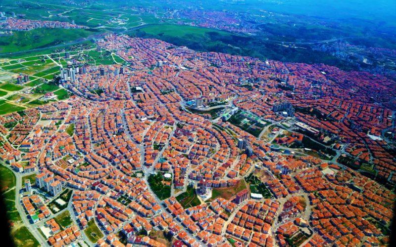 Zagospodarowanie przestrzenne 2021